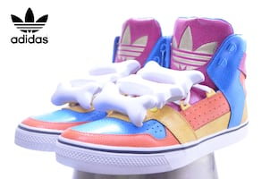 NEW Adidas Jeremy Scott Bones