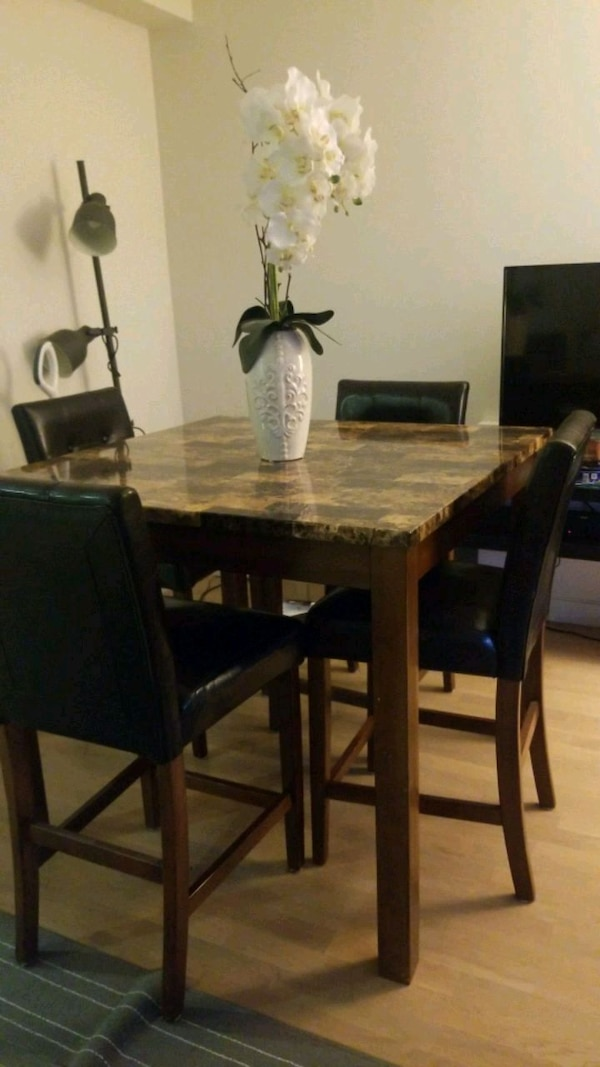 Ashley Home Furniture Theo Dining Room Set