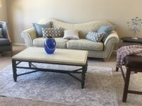 Couch & coffee table Riverside, 92506