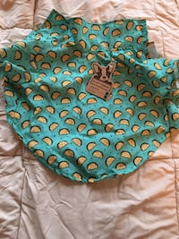 Taco Shirt for Small Dog - Pup Crew & Dog Collar