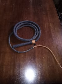 9 foot paracord bullwhip null