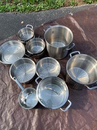Commercial cephalon pots and strainers  Sykesville, 21784