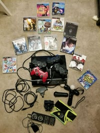 PS3 everything + LBP2 Collector's edition  Poughkeepsie, 12601