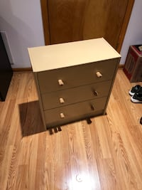 3-drawer chest IKEA