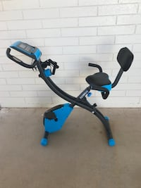 Dual function exercise bike Sun City, 85351
