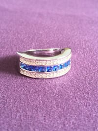 Sapphire Bling Ring San Diego, 92101