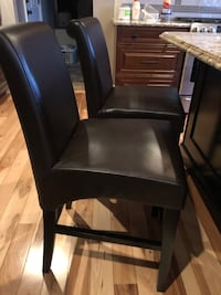 Grandin Road Valencia barstools counter height ; 5 available