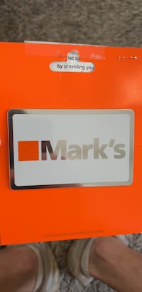 $250 marks work warehouse gift card Surrey, V3Z 5K3