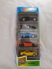 Hot wheels exotic 5 pack 2020 Toronto, M3M 1J9