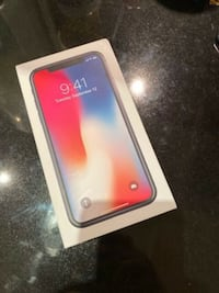 iPhone X 256GB unlocked