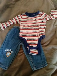Baby. 6-12 outfit Littlerock, 93543