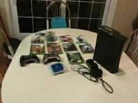 XBOX 360 with 18 games plus 1 DVD, 2 controllers Woodbridge, 22193