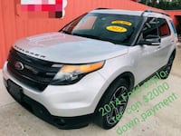 $2000 down payment Ford - Explorer - 2014 Houston
