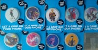 FORTNITE CELLPHONE GRIPS/STAND.  SEVERAL DESIGNS! Jeffersontown, 40299