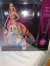 Barbie 50th year collectors edition -Silver Label, box never opened  Dundas, L9H 7T3