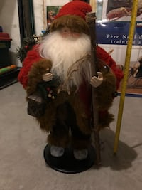 Large traditional santas Calgary, T2X 4C6