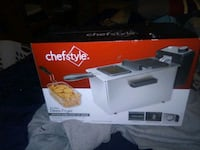 Chefstyle deep fryer Beaumont, 77703