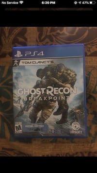 Ghost Recon Breakpoint Fort Washington, 20744