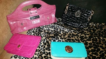 Variety of Purses &Hand Bags
