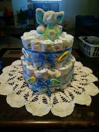 Diaper baby shower gift