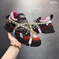 Gucci Flashtrek sneakers with removable crystals  Toronto, M6K 3C3