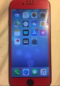 Unlocked red iPhone 6 16g Diamond Springs, 95619
