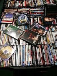 Over 250 dvd new titles Fort Myers, 33908