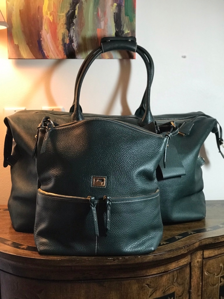 Photo Dooney and Bourke Irish Green Bags