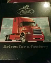 Mack Driven for a century book Hagerstown, 21742