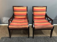 2 chairs great condition 2332 mi