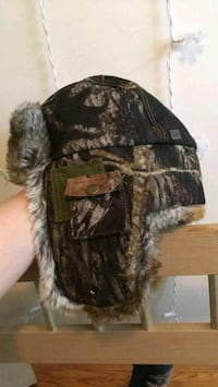 Camo Aviator Hat Waterloo, N2L 4S9
