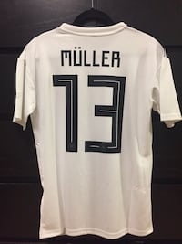 Germany World Cup jersey Muller and ozil  Richmond Hill, L4C 8Y7