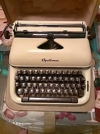 1959 OPTIMA TYPEWRITER IN MINT CONDITION $300 OBO