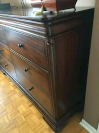 Dresser with 6 deep drawers and 2 secret drawers on top extra storage  Vaughan, L4K 5W4