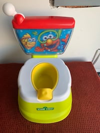 Elmo Potty Training Seat Pasadena, 21122