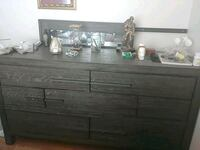 7 drawer dresser w/mirrior Albuquerque, 87105