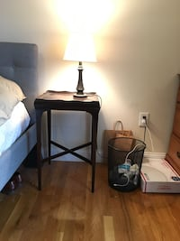 Beautifully crafted matching end tables (2) Boston, 02128