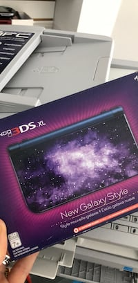 Nintendo 3ds xl Galaxy Laval, H7G
