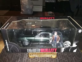 COLLECTABLE DIE CAST LIMITED STEVE MCQUEEN AND THE