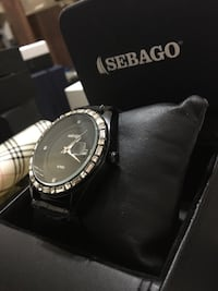 SEBAGO STEEL COLLECTION SB GS8262A. ALL STAINLESS STEEL WATER RST SAAT Pamukkale, 20260