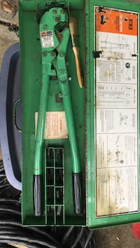 T&B TBM8 compression tool