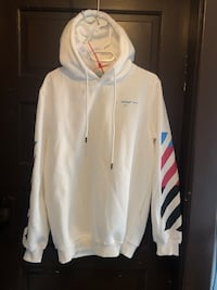 Off white gradient hoodie New Westminster, V3M