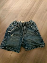12-18 Months- Distressed Shorts Calgary, T3K