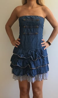Jeans dress size S Stockholm, 117 29