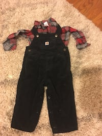 18 month carhartt outfit West Newton, 15089