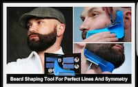 beard shaping tool for perfect lines and symmetry San Diego, 92123