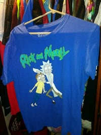 Rick and Morty Lg Holdenville, 74848