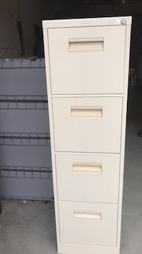 white 4-drawer filing cabinet San Ramon, 94582