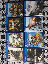 1 PS4 game for $50