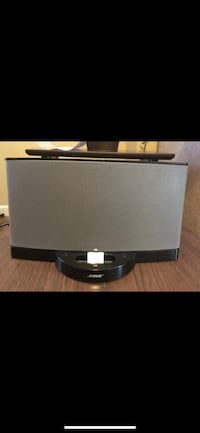 Bose Sounddock Series 1 Black/Grey Speaker System w/ iPhone Adapter Philadelphia, 19123